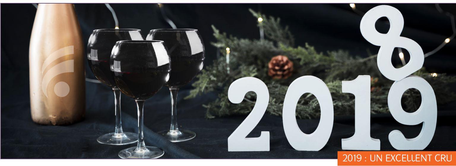 Nous vous souhaitons une année 2019 riche en décisions fructueuses et en arbitrages vertueux !